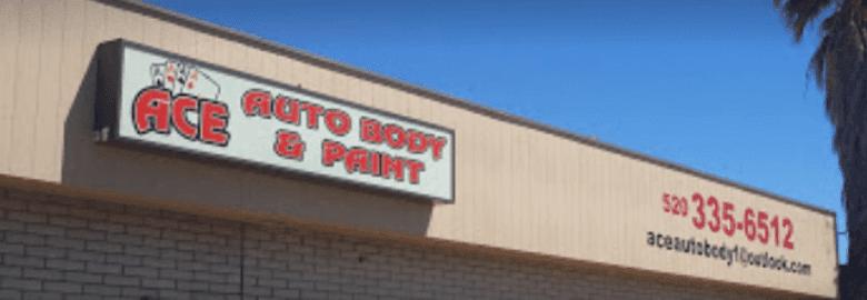 Ace Auto Body & Paint