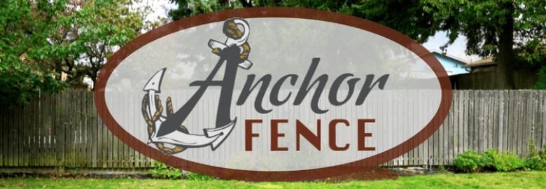 Anchor Fence