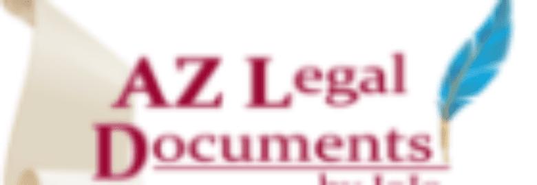 Az Legal Documents By Jojo