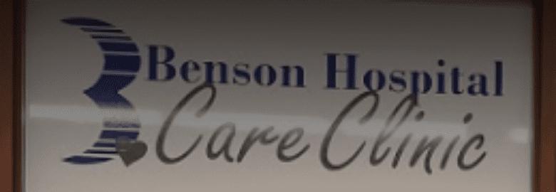Benson Hospital Clinic