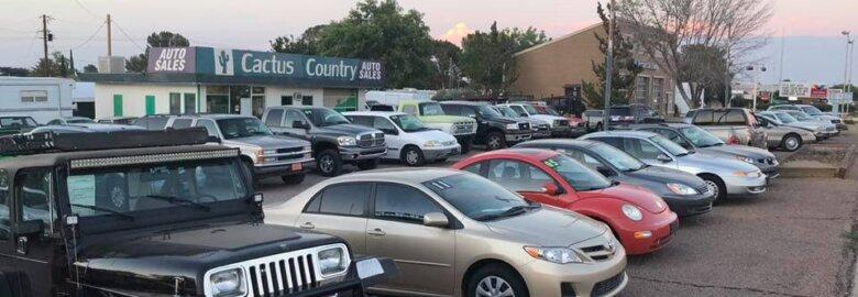 Cactus Country Auto