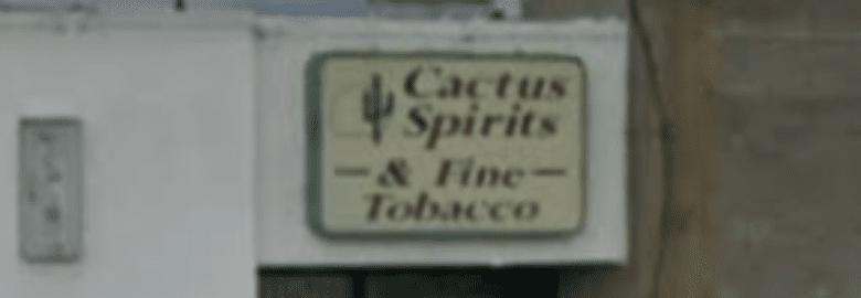 Cactus Spirits & Fine Tobacco