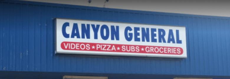 Canyon General Mini Mart