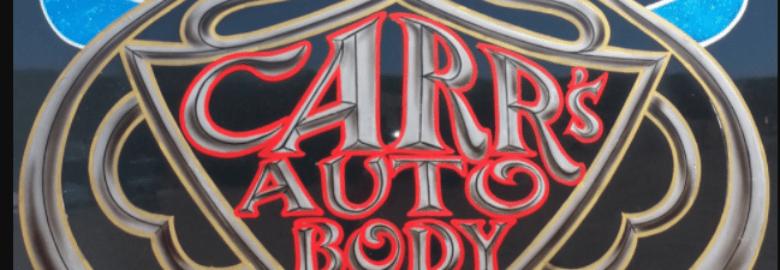 Carr's Auto Body Inc