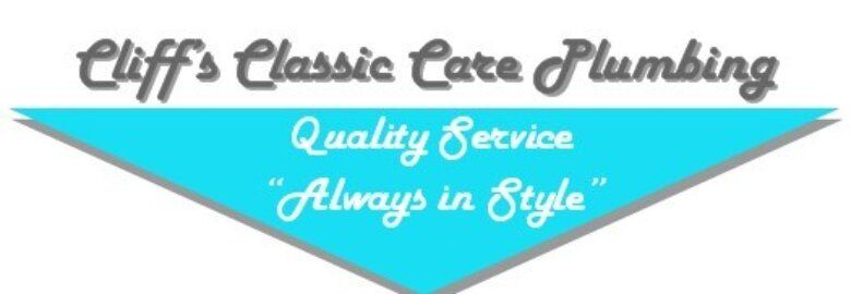 Cliff's Classic Care Plumbing